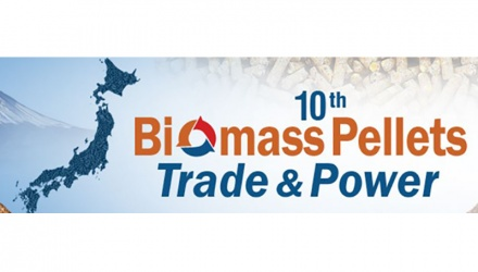 Add for Biomass Pellets event